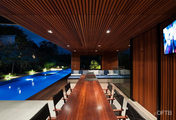 Clever Outdoor Living Space at Berwick from OFTB, Melbourne -07