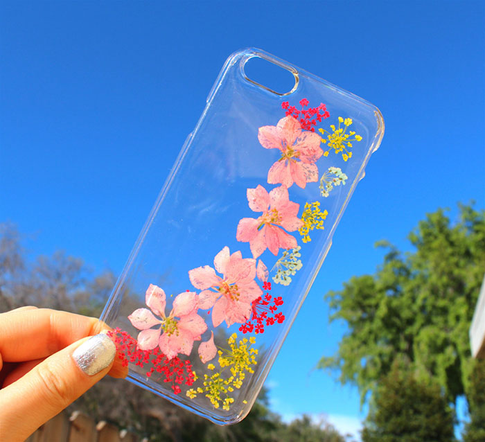 Real Flower Phone Cases To Welcome Spring-04