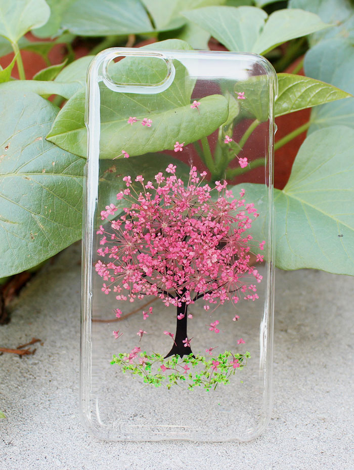 Real Flower Phone Cases To Welcome Spring-08