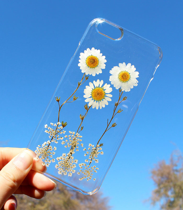 Real Flower Phone Cases To Welcome Spring-11