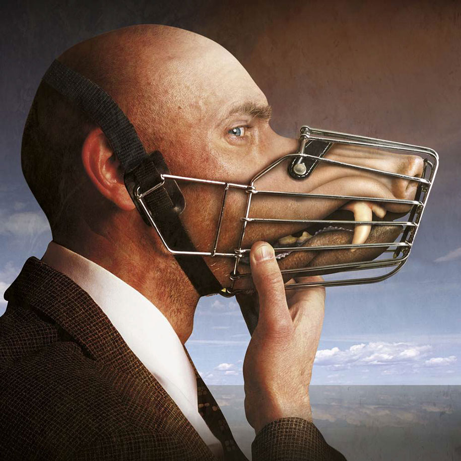 Fascinating Illustration of a Polish Artist Igor Morski=11