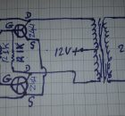 how to make inverter 12v to 220v simple circuit diagram-01