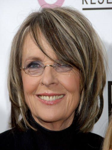 "Actress Diane Keaton arrives at ""A Night Of Hope"" presented by L'Oreal Paris in celebration with Harper's Bazaar to benefit The Ovarian Cancer Research Fund at Murano on November 7, 2007 in Los Angeles, California. L'Oreal Paris Presents A Night of Hope with Harper's Bazaar to Benefit OCRF Murano Los Angeles, California United States November 7, 2007 Photo by Gregg DeGuire/WireImage.com To license this image (15111205), contact WireImage.com"