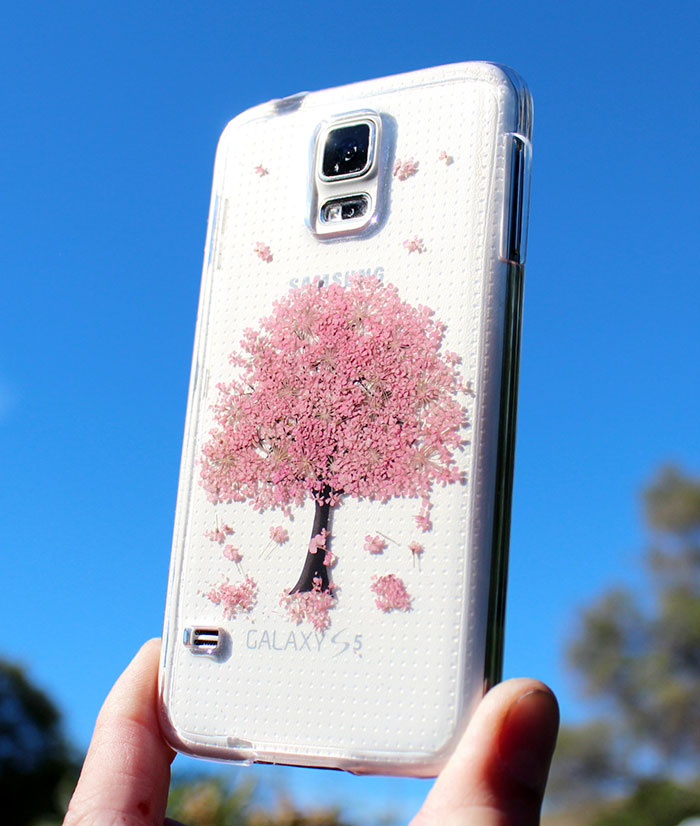 Real Flower Phone Cases To Welcome Spring-01