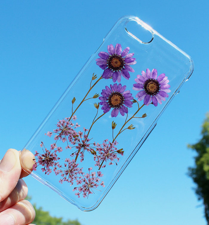 Real Flower Phone Cases To Welcome Spring-07