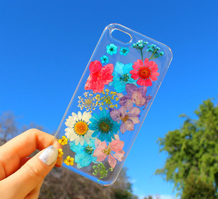 Real Flower Phone Cases To Welcome Spring-09