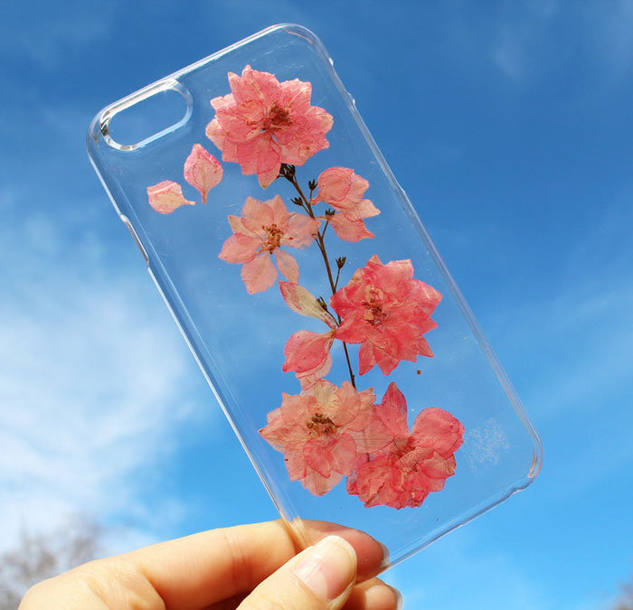 Real Flower Phone Cases To Welcome Spring-10
