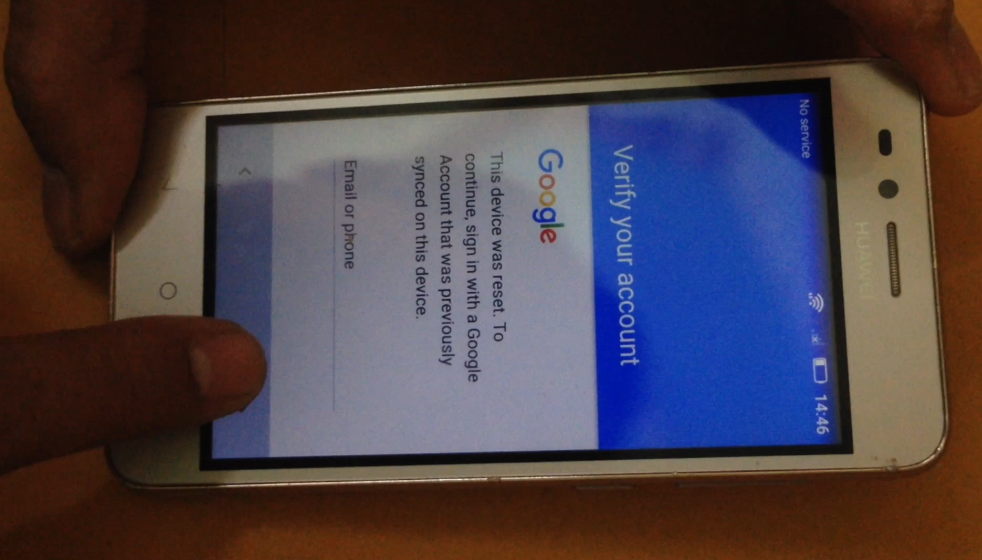 Hard Reset & Bypass Google Account Huawei LUA-U22 Done 100
