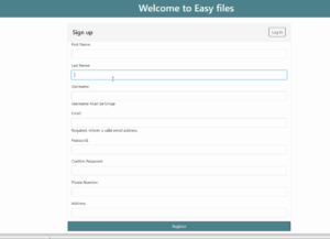 Form For Sign Up for get Account for OFP_File_Extractor Tools