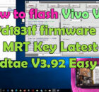 Here how to flash Vivo V15